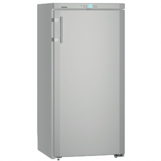 Liebherr KSL2630 Freestanding Comfort Fridge in silver, 125cm